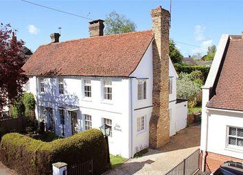 Thumbnail 2 bed cottage for sale in Broad Street, Hatfield Broad Oak, Bishop's Stortford, Herts