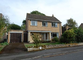 Thumbnail 3 bed detached house for sale in St. Marys Close, Kidlington