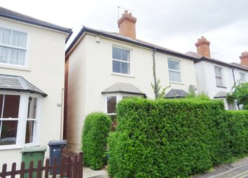 Thumbnail 2 bed semi-detached house to rent in New Cross Road, Guildford