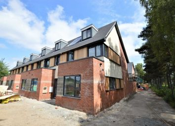 Thumbnail 3 bed town house for sale in Le Safferne Gardens, Norwich