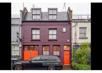 2 bed terraced house to rent in Ruston Mews, London W11