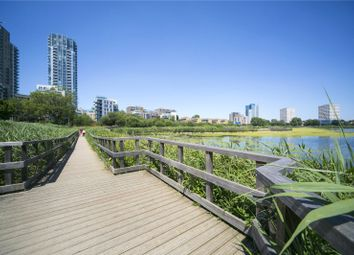 Thumbnail 3 bed flat for sale in Skylark Building, 48 Newton Close