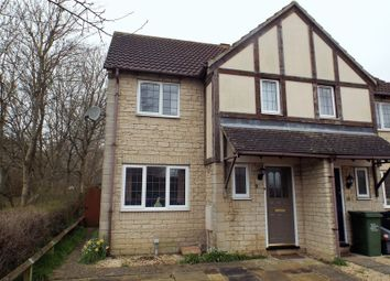 Thumbnail 3 bed terraced house for sale in Catterick Close, Chippenham
