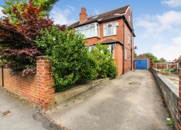 Thumbnail 4 bedroom semi-detached house for sale in Ring Road, Crossgates
