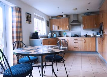 Thumbnail 4 bed detached house for sale in West Lake Avenue, Peterborough
