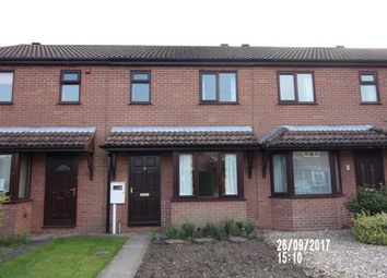 Thumbnail 2 bedroom terraced house to rent in Ashwood Close, Horncastle