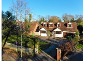 Thumbnail 4 bed detached house for sale in Simons Lane, Wokingham