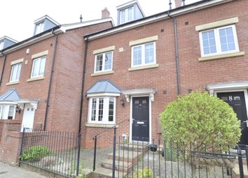 Thumbnail 4 bedroom town house for sale in Lancaster Road, Brockworth, Gloucester