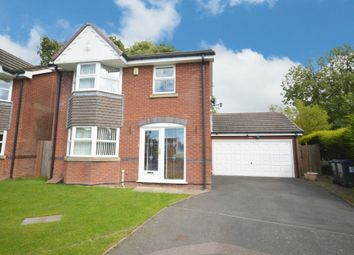 Thumbnail 4 bed detached house for sale in Millford Close, Birmingham