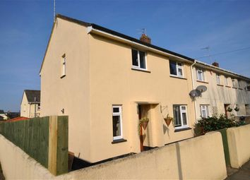 Thumbnail 3 bed end terrace house for sale in Charles Dart Crescent, Barnstaple