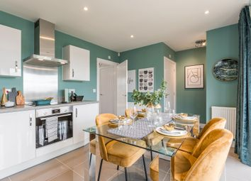 """Thumbnail 3 bed detached house for sale in """"The Heywood"""" at University Park Drive, Worcester"""