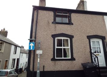 Thumbnail 1 bed terraced house to rent in Chapel Street, Conwy