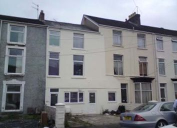 Thumbnail 4 bedroom flat to rent in Brunswick Street, Swansea