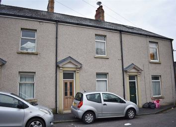 Thumbnail 3 bed terraced house for sale in Hafod Street, Swansea