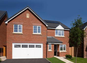 Thumbnail 5 bed detached house for sale in Moorland Road, Poulton-Le-Fylde, Lancashire
