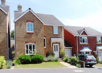 Thumbnail 4 bedroom detached house for sale in Nadder Meadow, South Molton, South Molton, Devon