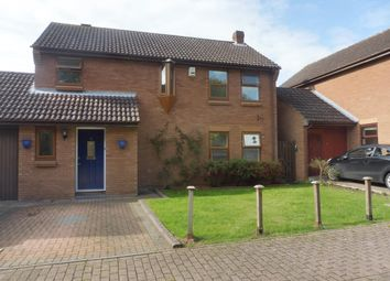 Thumbnail 4 bedroom link-detached house to rent in Tylers Green, Bradwell Common, Milton Keynes