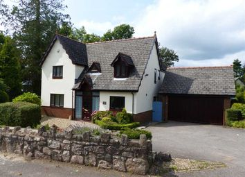 Thumbnail 4 bed detached house for sale in Cottage View, Devauden, Chepstow