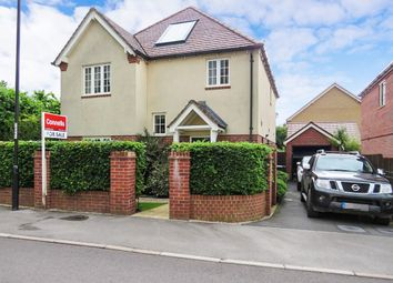 Thumbnail 4 bedroom detached house for sale in Gower Road, Shaftesbury