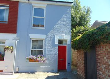 Thumbnail 4 bed end terrace house to rent in Beatrice Road, Southsea