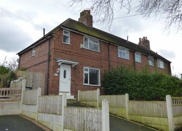 Thumbnail 3 bedroom town house for sale in Orme Road, Poolfields, Newcastle-Under-Lyme