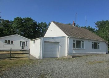 Thumbnail 3 bed detached bungalow for sale in The Brake, Canaston Bridge, Narberth, Pembrokeshire