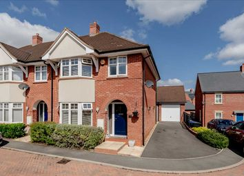 Thumbnail 3 bed end terrace house for sale in Sturgess Way, Roade, Northampton