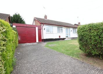 Thumbnail 2 bed detached bungalow for sale in Stonebank Drive, Little Neston, Cheshire