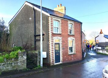 Thumbnail 2 bed detached house for sale in Regent Street, Talgarth, Powys