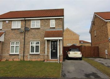 Thumbnail 2 bed semi-detached house for sale in Penyghent Way, Mayfield, Washington