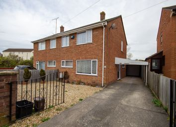 3 bed semi-detached house for sale in Crofton Avenue, Yeovil, Somerset BA21