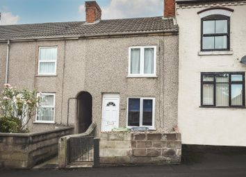 Thumbnail 1 bed terraced house for sale in Derby Road, Ripley, Derbyshire