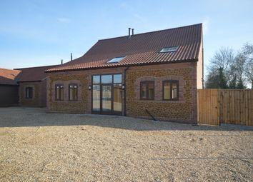 Thumbnail 3 bedroom barn conversion for sale in Grimston, Kings Lynn, Norfolk