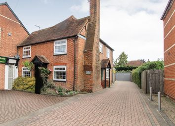 The Street, Hurst, Reading RG10. 3 bed cottage for sale