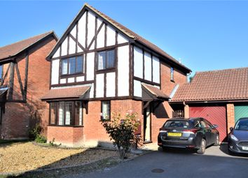 Thumbnail 3 bed detached house for sale in Hayster Drive, Cherry Hinton, Cambridge