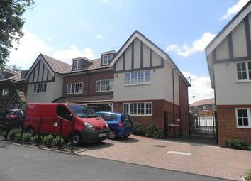Thumbnail 4 bed town house to rent in Cuddington Avenue, Worcester Park