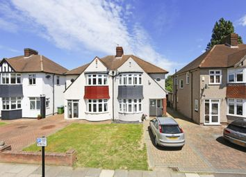 Thumbnail 3 bed semi-detached house for sale in Castleford Avenue, Eltham