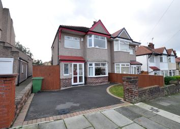 Thumbnail 3 bed semi-detached house for sale in Sandy Lane, Wallasey