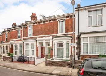 Thumbnail 3 bedroom terraced house for sale in Pitcroft Road, Portsmouth