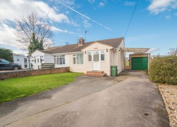 Thumbnail 2 bed semi-detached bungalow to rent in Marsh Road, Leonard Stanley, Stonehouse