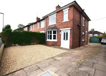 Thumbnail 3 bed town house for sale in Epping Road, Trent Vale, Stoke-On-Trent