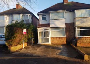 Thumbnail 3 bed property to rent in Harbeck Avenue, Great Barr, Birmingham