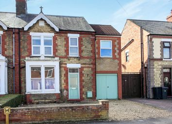 Thumbnail 4 bed semi-detached house for sale in Elmfield Road, Dogsthorpe, Peterborough