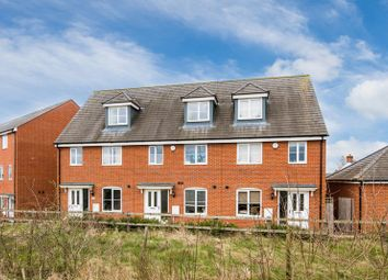 Thumbnail 3 bed terraced house for sale in Purnell Walk, Aylesbury