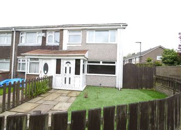 Thumbnail 3 bed semi-detached house to rent in Goodwood, Killingworth, Newcastle Upon Tyne