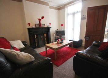 Thumbnail 4 bed terraced house to rent in Kirby Road, West End, Leicester