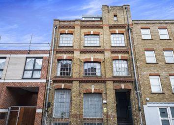 Thumbnail 3 bedroom flat for sale in Casson Street, Spitalfields