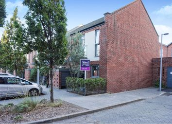 Thumbnail 2 bed end terrace house for sale in Joiners Mews, Woolston, Southampton