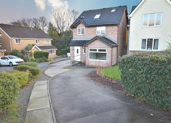 Thumbnail 4 bed detached house for sale in Pensarn Way, Henllys, Cwmbran