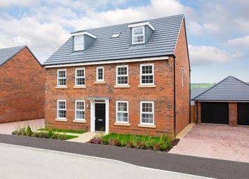 "Thumbnail 5 bedroom detached house for sale in ""Buckingham"" at Main Road, Earls Barton, Northampton"